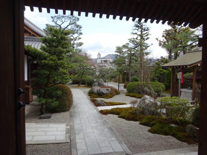 長徳寺 庭園
