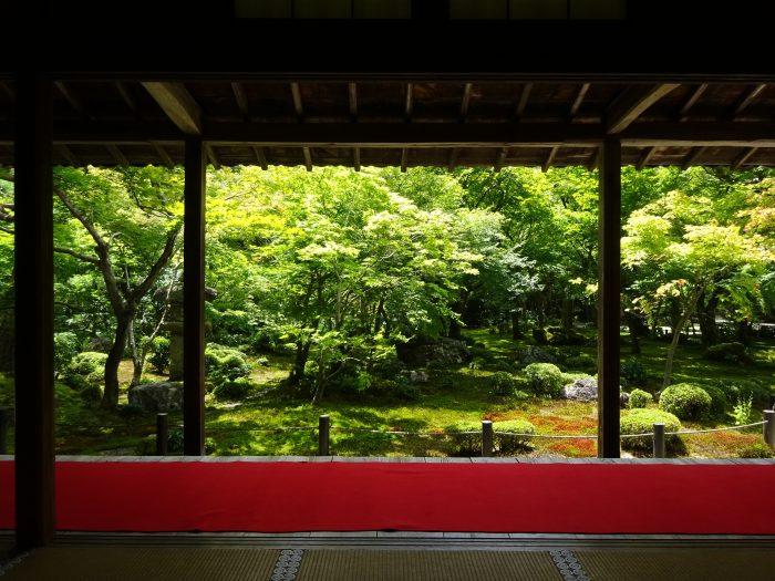 京都 額縁庭園