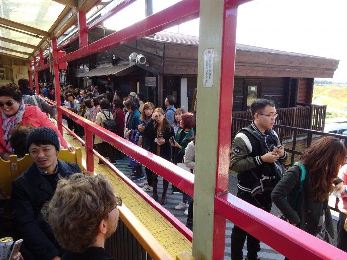 トロッコ亀岡駅